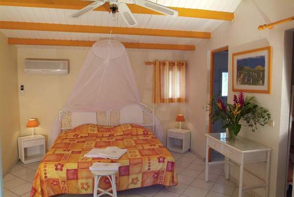 Grandes chambres spacieuses